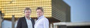 Matthijn Hoogenboom og Patrick Hoogenboom