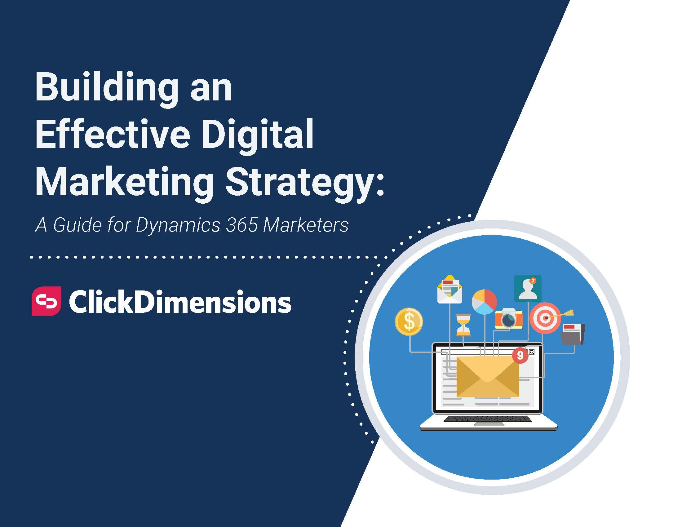ClickDimensions, effektiv digital strategi