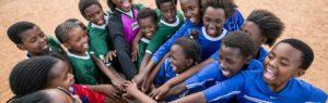 Børnefonden girls soccer