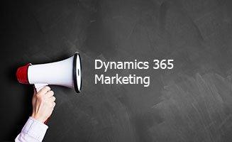 Dynamics 365 Marketing