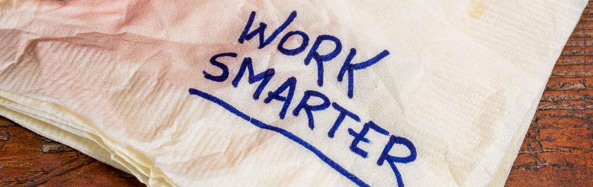 Azure - work smarter, ERP-overvejelser, CRM-overvejelser