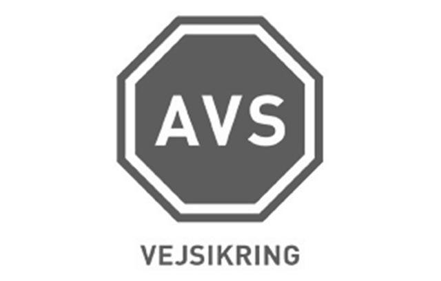 AVS Vejsikring logo