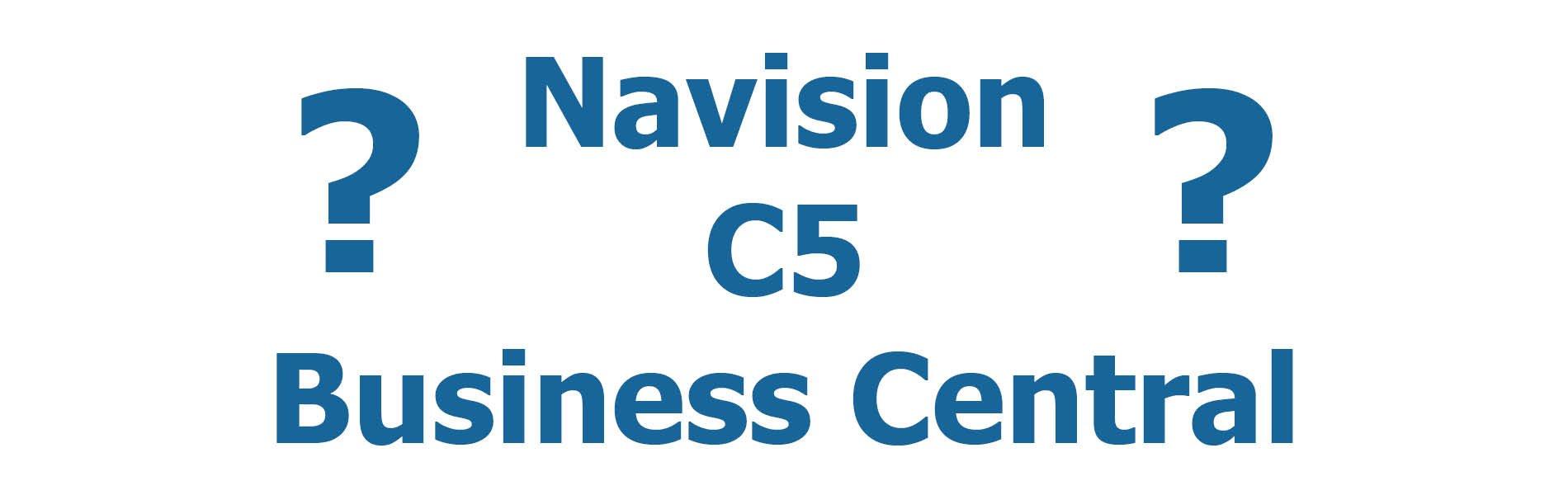 Hvad er Navision og C5?