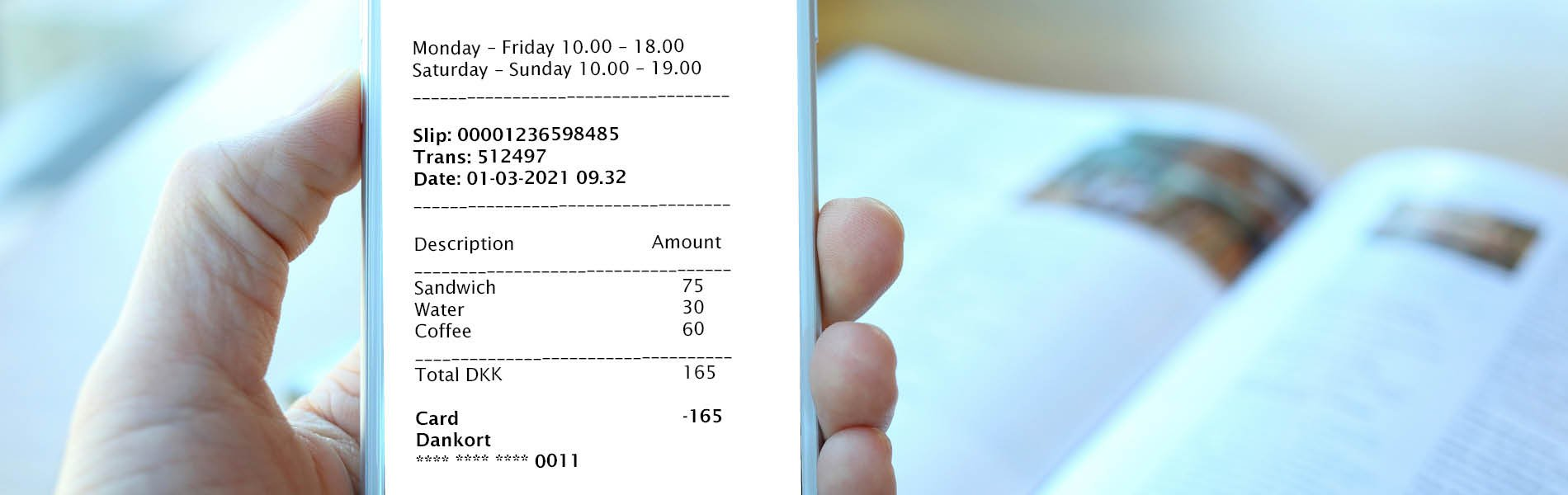 Continia Expense Management 365