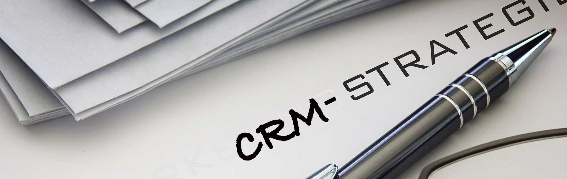 CRM-strategi