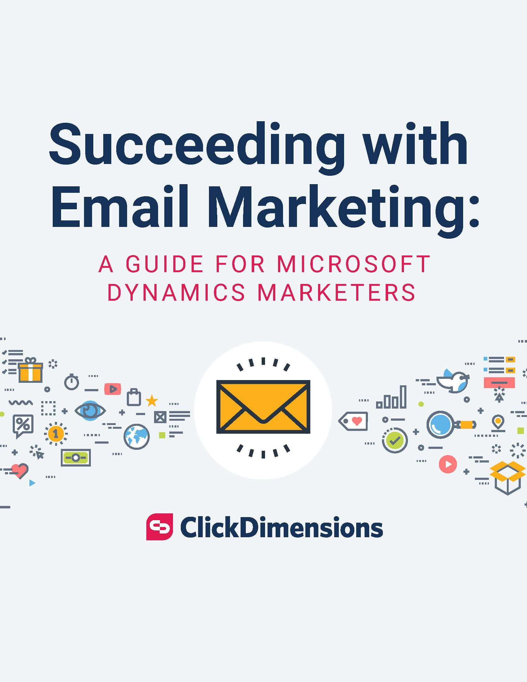 ClickDimensions, e-mail marketing
