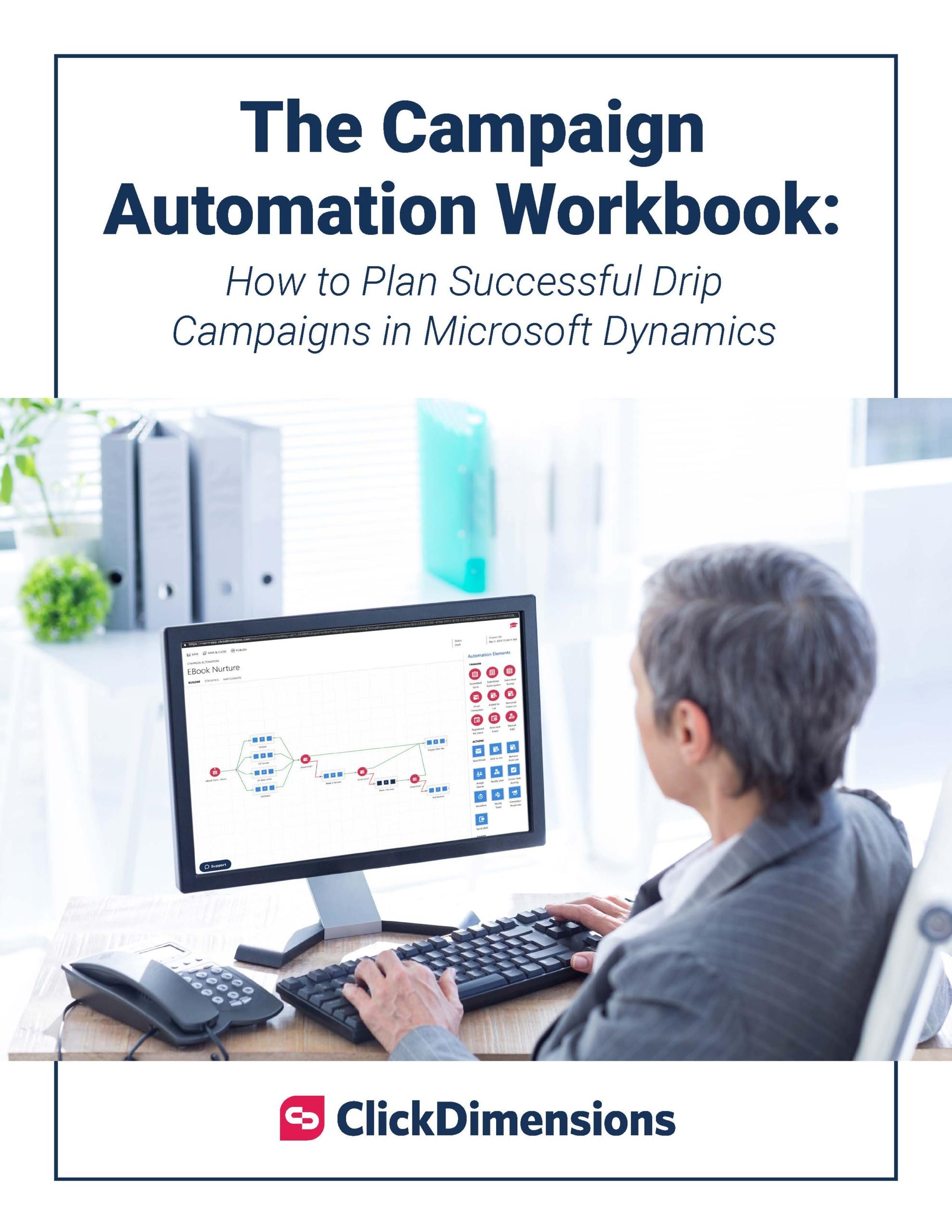 Campaign Automation Workbook